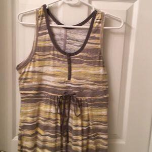 Eddie Bauer Maxi Dress size medium.